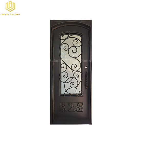 Best Quality Hot Sale Steel Metal Entry Iron Door High Security