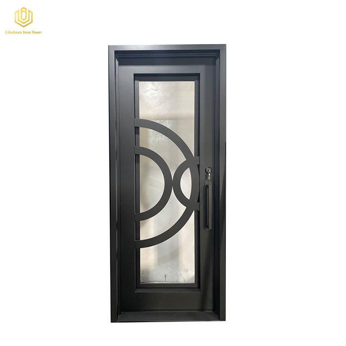 Single Door Iron/Galvanized Steel Hygiene Clean Room Flush Swing Entry Security Doors for Room