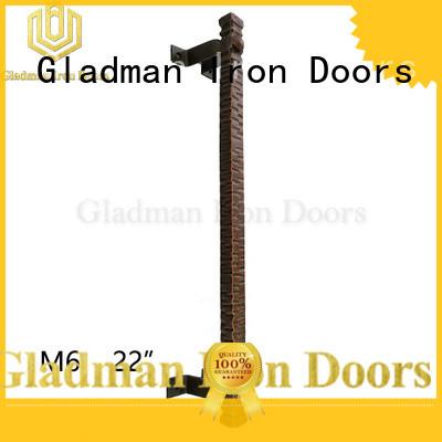 Gladman best iron door handles exporter for distribution