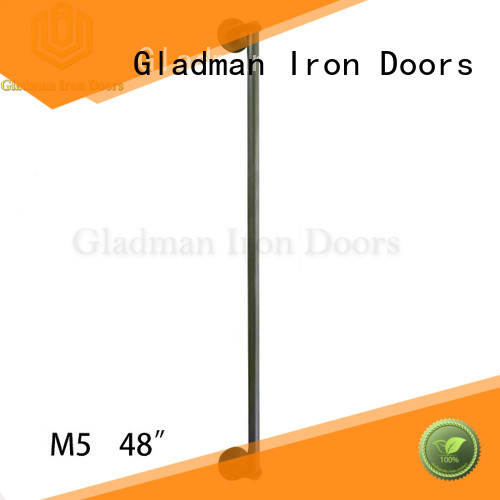 Gladman hot sale bifold door handles from China for distribution