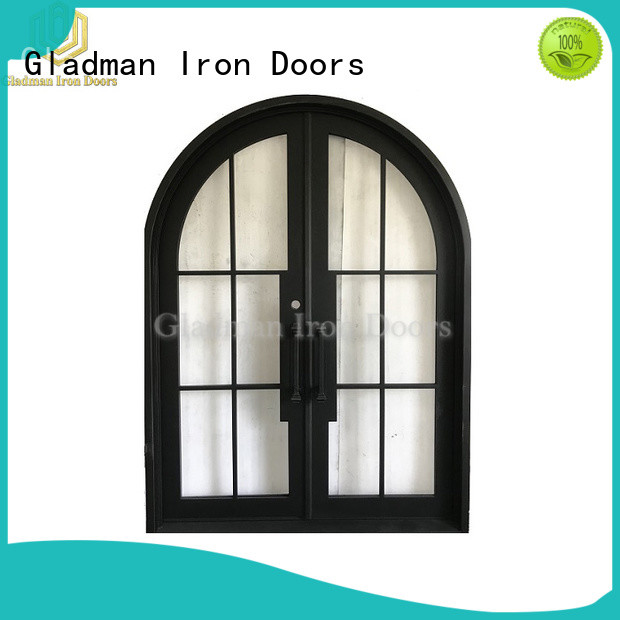 Gladman hot sale double door manufacturer for home