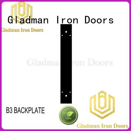 Gladman best wrought iron door handles exporter for distribution