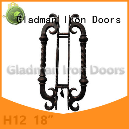 best iron door handles exclusive deal for retailer