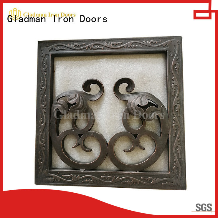 Gladman crazy price french door hardware manufacturer for sale