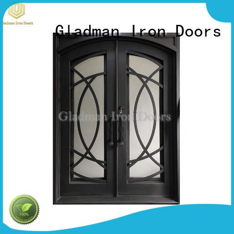 Gladman gorgeous double door wholesale for outdoor