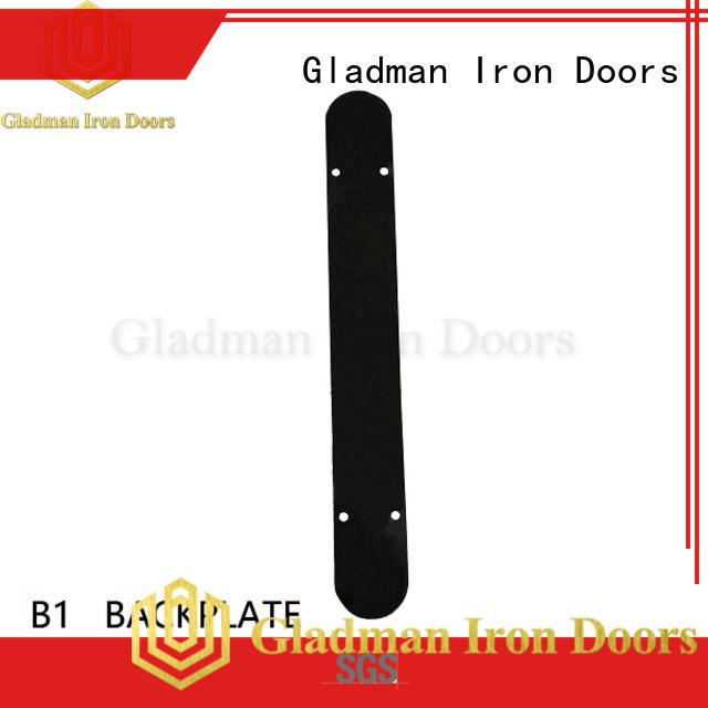Gladman iron door handles exclusive deal for retailer