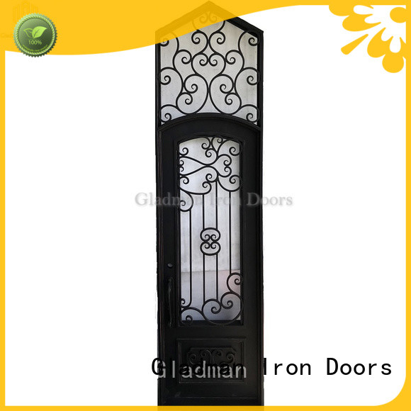 100% quality wrought iron doors manufacturer