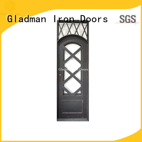 Gladman single iron door design factory