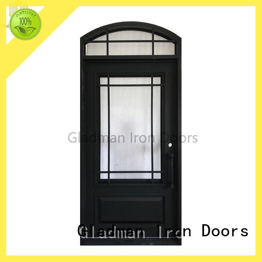 Gladman wrought iron security doors one-stop services