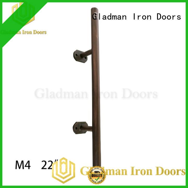 Gladman garage door handle exporter for retailer